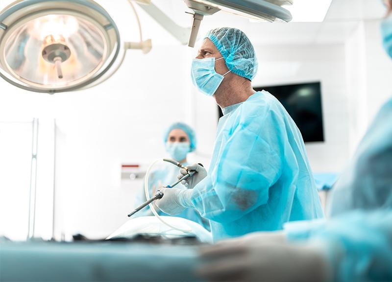 Operacje laparoskopowe ihisteroskopowe